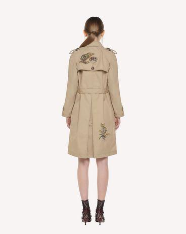 REDValentino QR3CH0D72R3 191 Coat Woman r