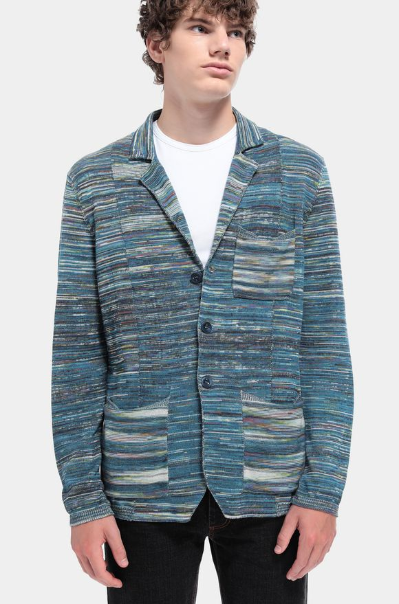 MISSONI Jacket Man, Detail
