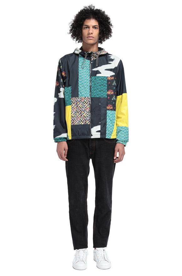 MISSONI Bomber Man, Rear view