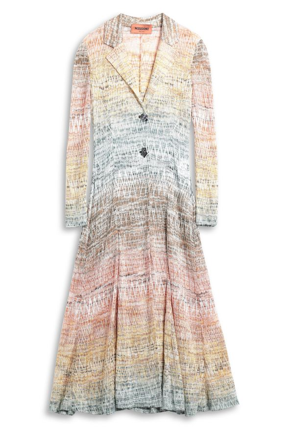 MISSONI Dust coat Woman, Product view without model