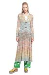 MISSONI Dust coat Woman, Frontal view