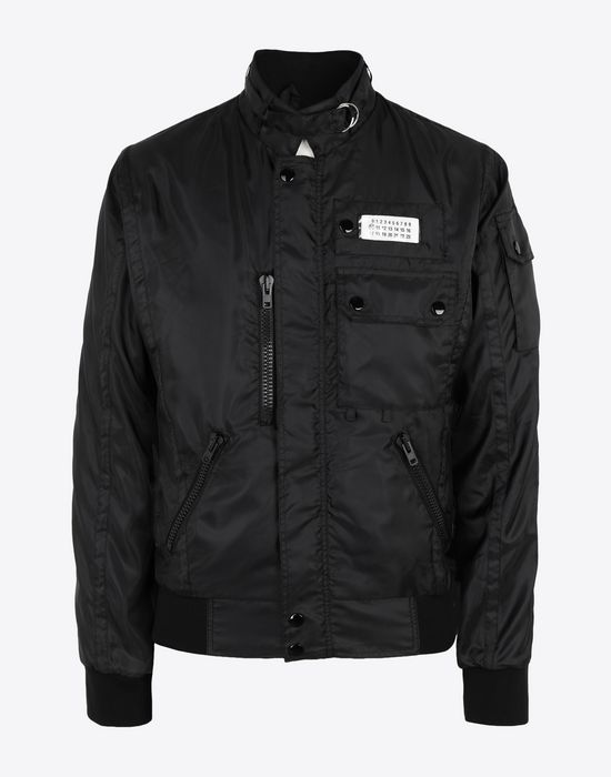 MAISON MARGIELA Nylon sports jacket Jacket [*** pickupInStoreShippingNotGuaranteed_info ***] f
