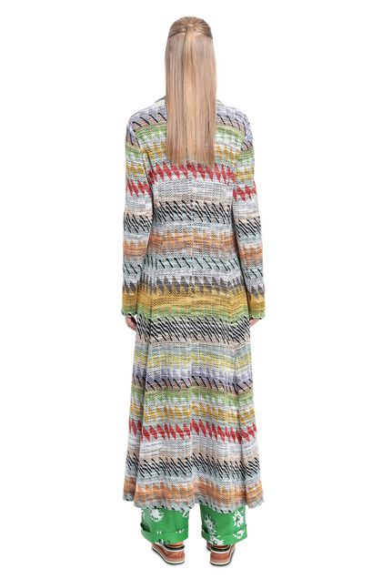 MISSONI Coat White Woman - Front