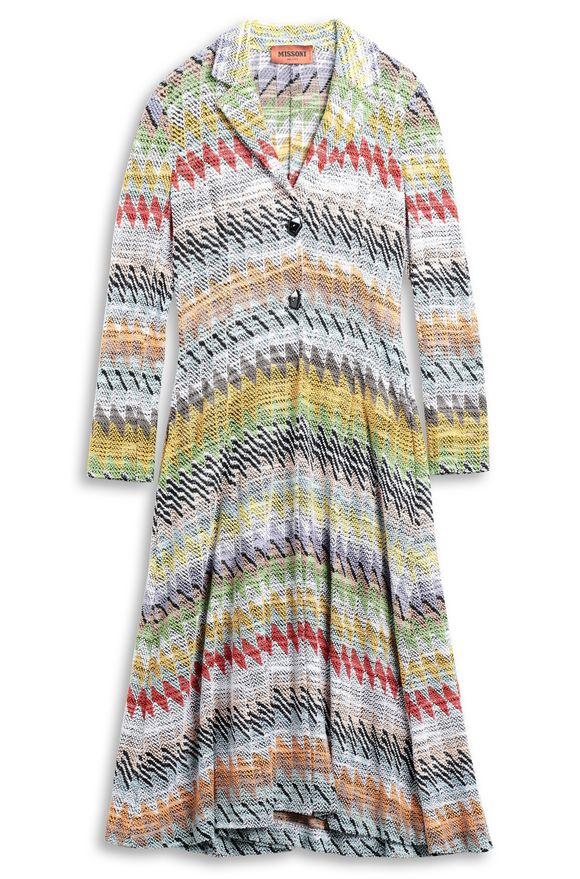 MISSONI Coat Woman, Product view without model