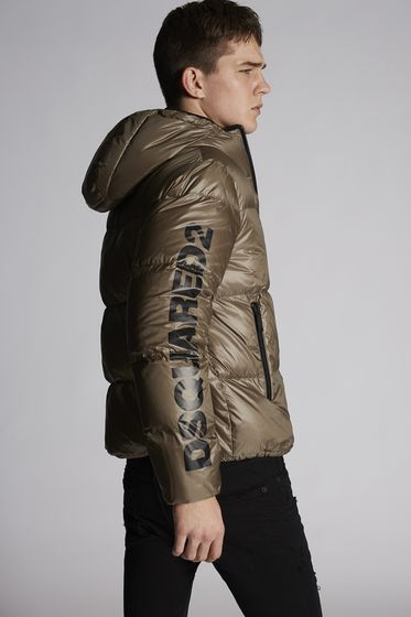 DSQUARED2 Down jacket [*** pickupInStoreShippingNotGuaranteed_info ***] S71AM0983S49349900 m