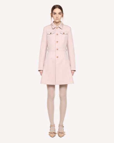 REDValentino QR0CA1V50NA N17 Coat Woman f