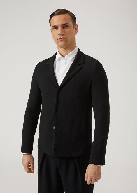 EMPORIO ARMANI Casual Jacket Man f