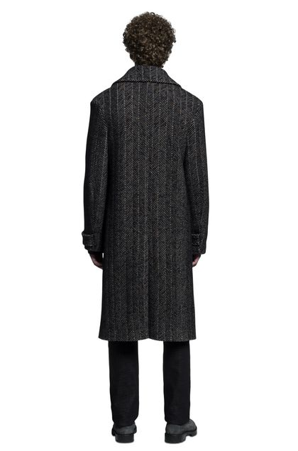 MISSONI Coat Black Man - Front