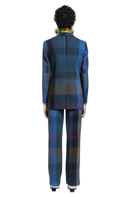 MISSONI Jacket Bright blue Woman - Front