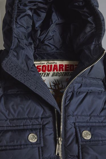 DSQUARED2 JACKET/BLAZER E DQ031PD00BNDQ858 m