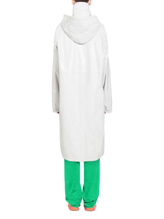 Marni Bomber jacket in lak lamb nappa Woman