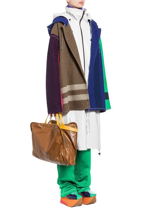 Marni Bomber jacket in lak lamb nappa Woman - 4