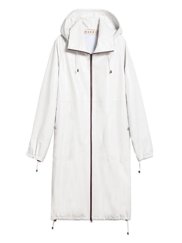 Marni Bomber jacket in lak lamb nappa Woman - 2