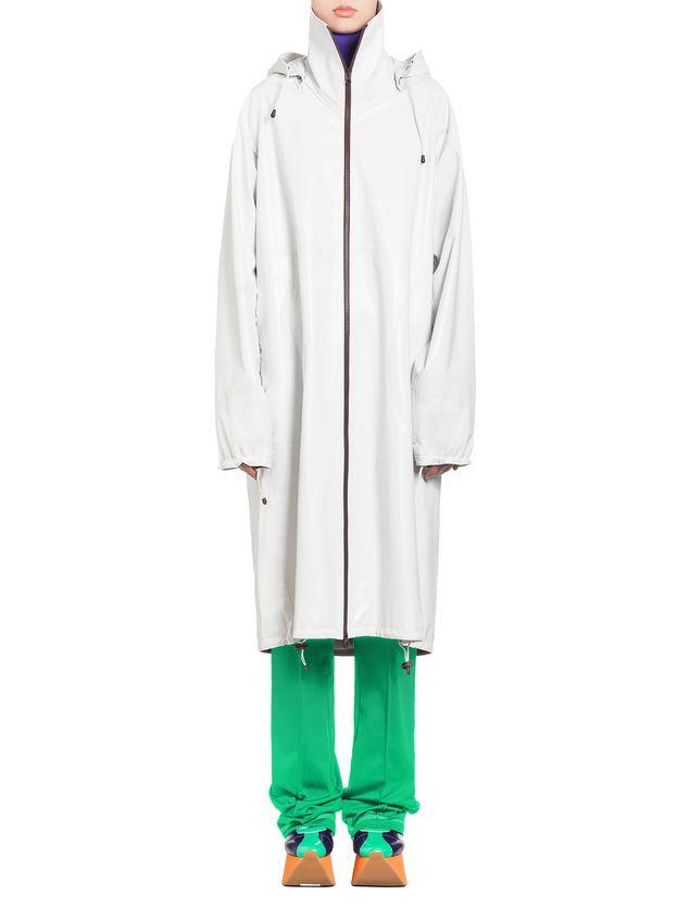 Marni Bomber jacket in lak lamb nappa Woman - 1