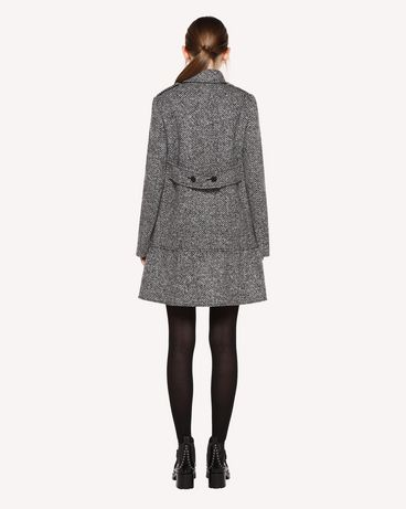REDValentino QR0CA1T041B 0NO Coat Woman r