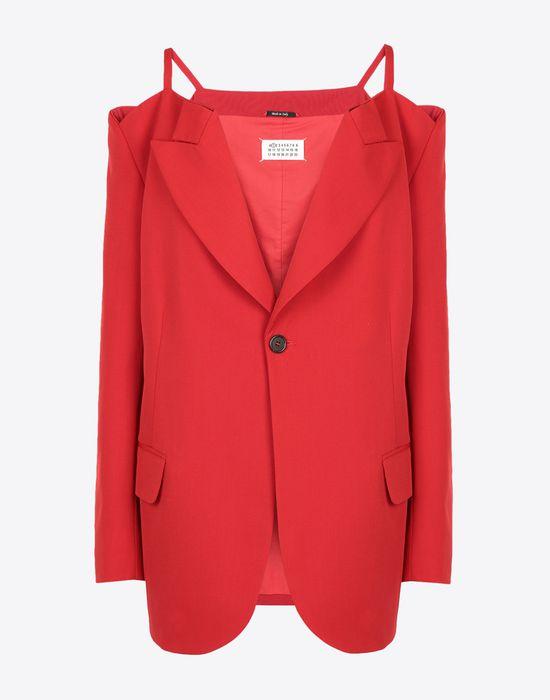 MAISON MARGIELA Décolleté jacket Blazer [*** pickupInStoreShipping_info ***] f