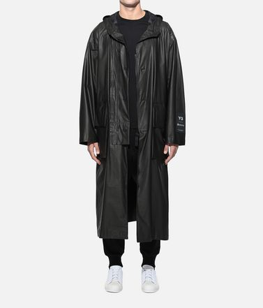 Y-3 Raincoat Man Y-3 GORE-TEX Long Coat r