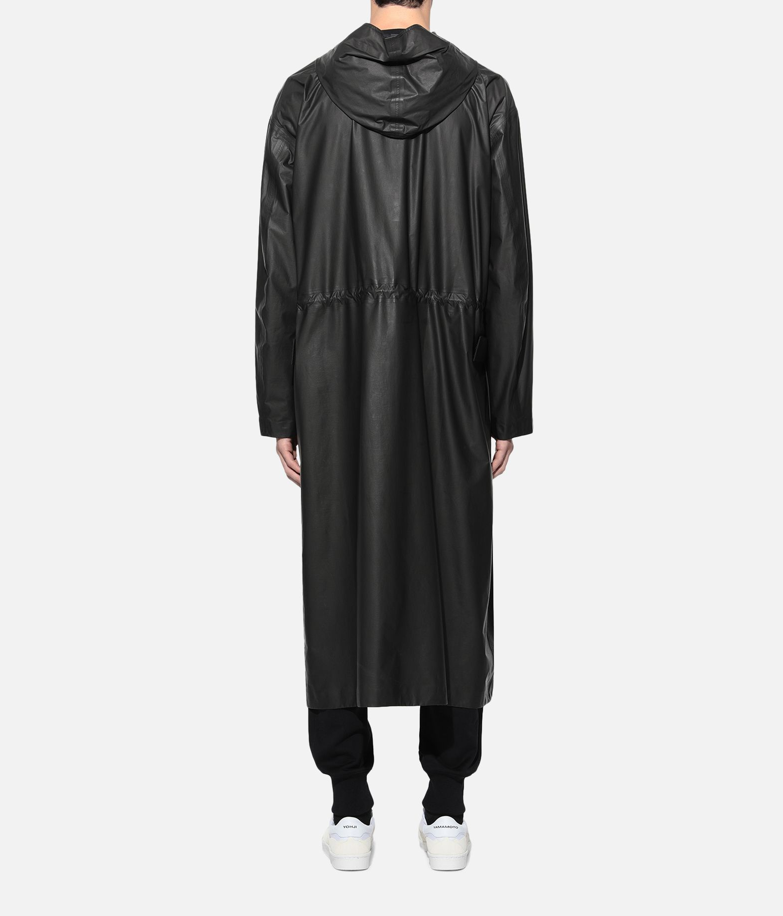 Y-3 Y-3 GORE-TEX Long Coat Raincoat Man d
