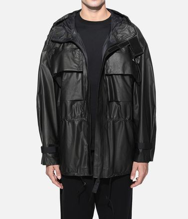 Y-3 Raincoat Man Y-3 GORE-TEX Utility Hoodie Jacket  r
