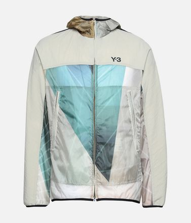 Y-3 AOP Packable Jacket