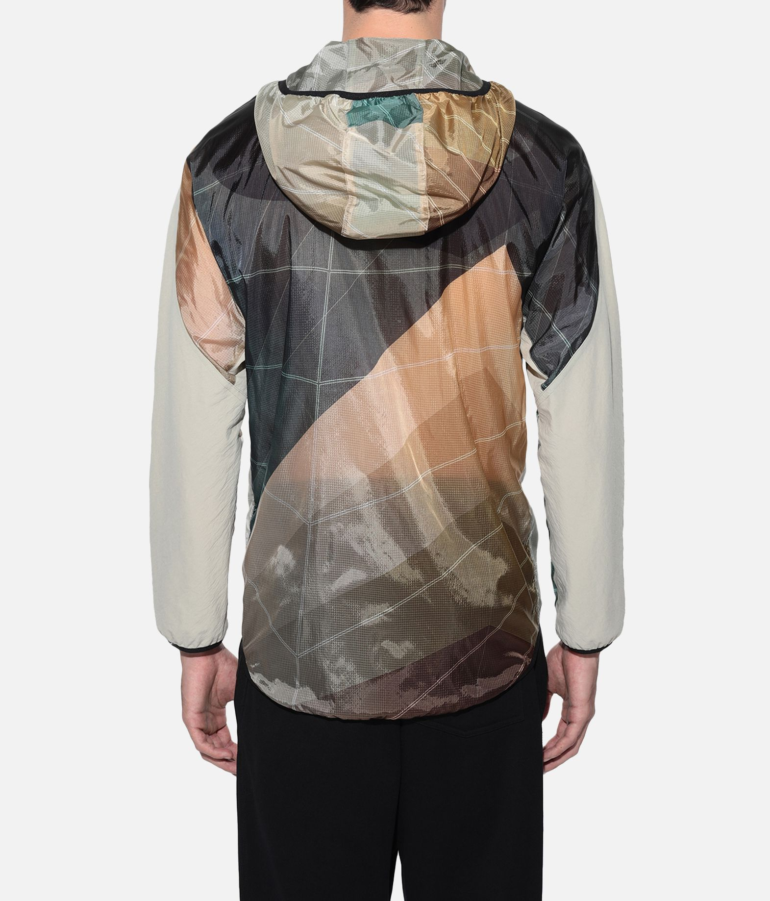 Y-3 Y-3 AOP Packable Jacket Windbreaker Man d