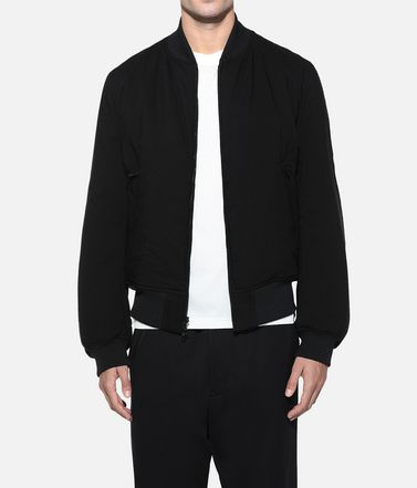 Y-3 Jacket Man Y-3 Reversible Bomber Jacket r