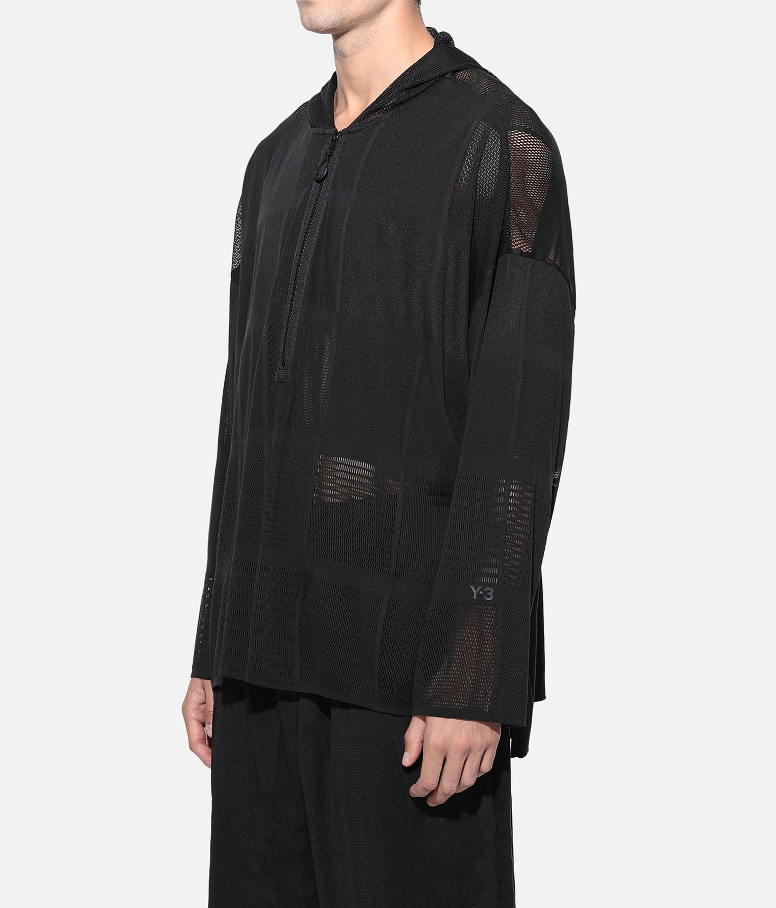 Y-3 Y-3 Patchwork Hoodie Hooded Track Top Man e