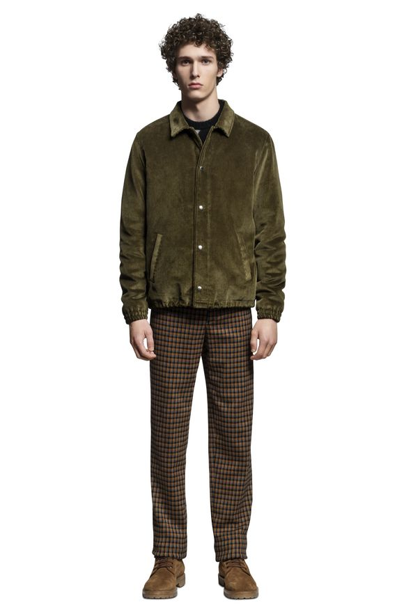 MISSONI Anorak Man, Frontal view