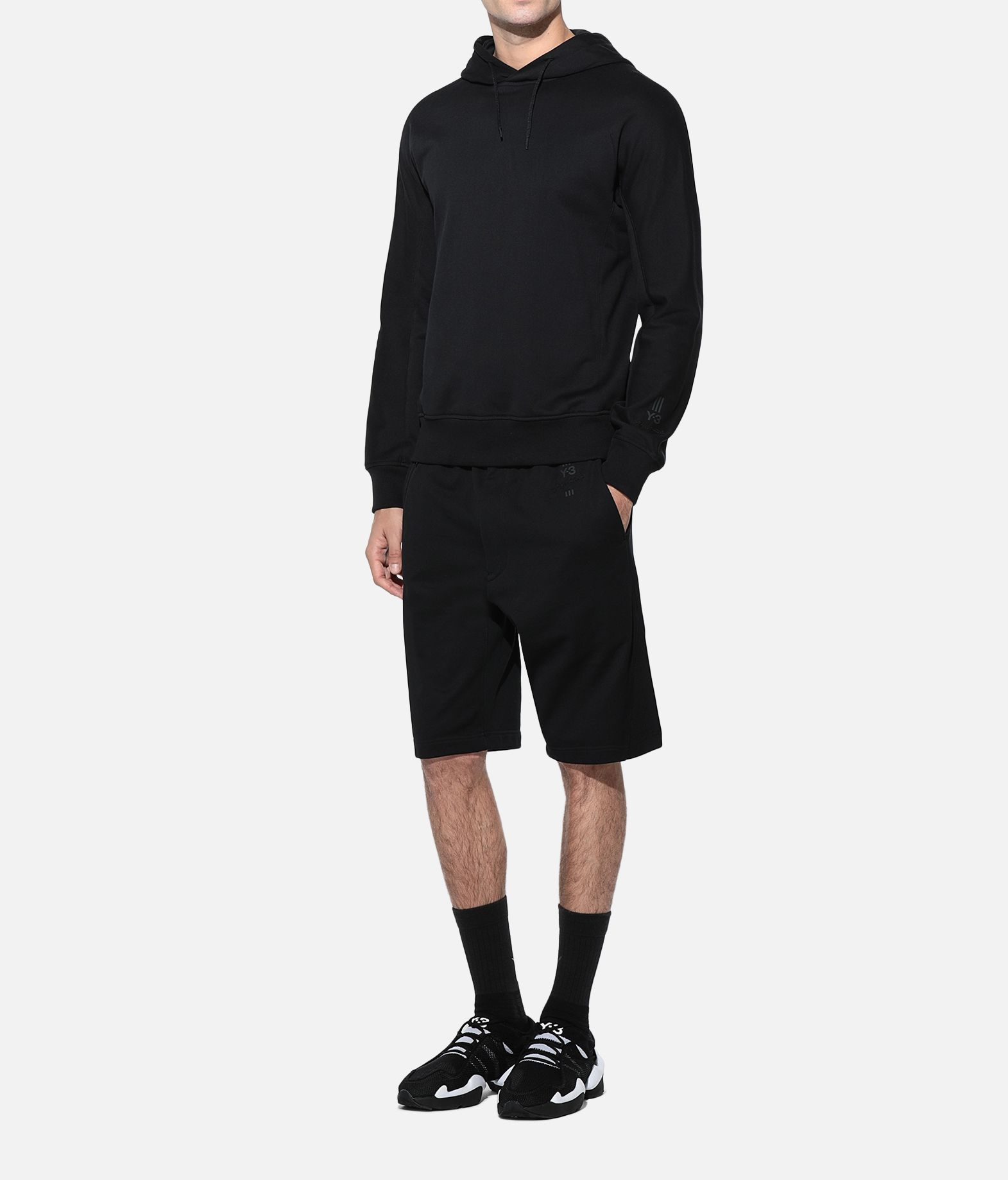 Y-3 Y-3 New Classic Hoodie  Hooded Track Top Man a