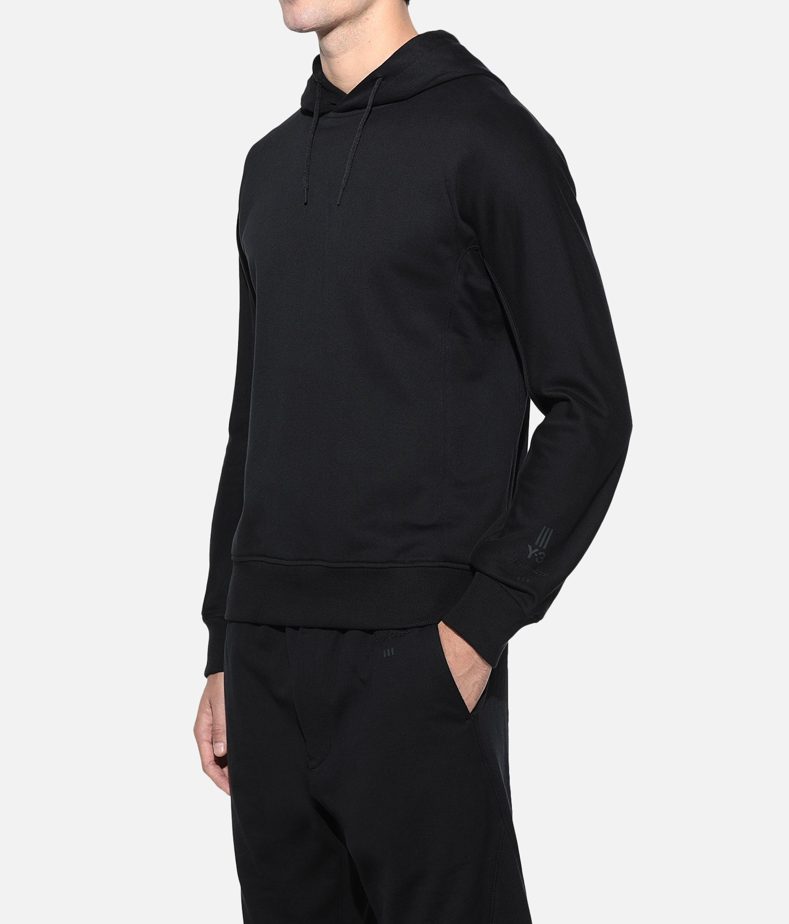 Y-3 Y-3 New Classic Hoodie  Hooded Track Top Man e