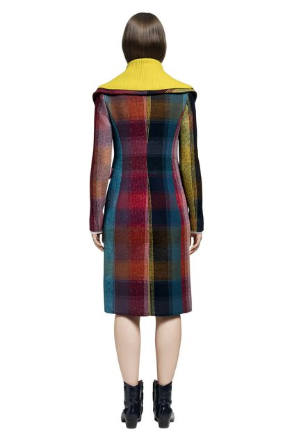 MISSONI Peacoat Deep jade Woman - Front