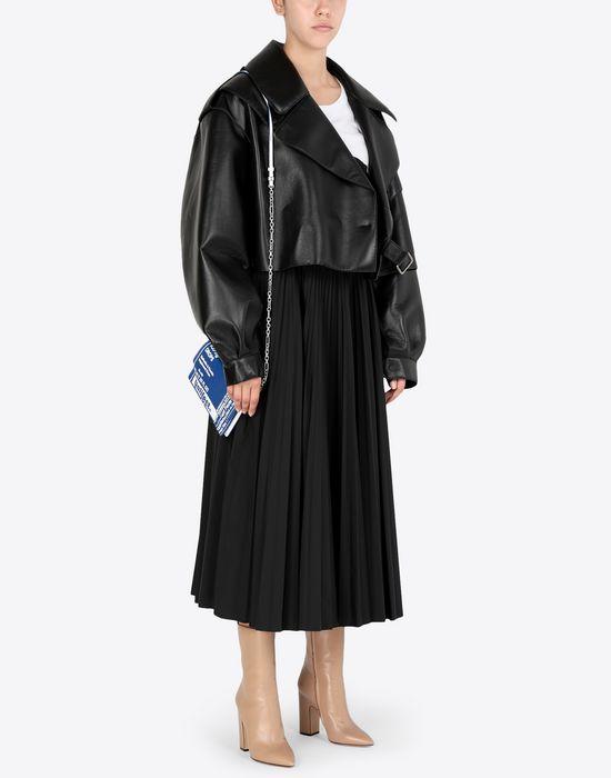 MAISON MARGIELA Leather bomber jacket Jacket [*** pickupInStoreShipping_info ***] d