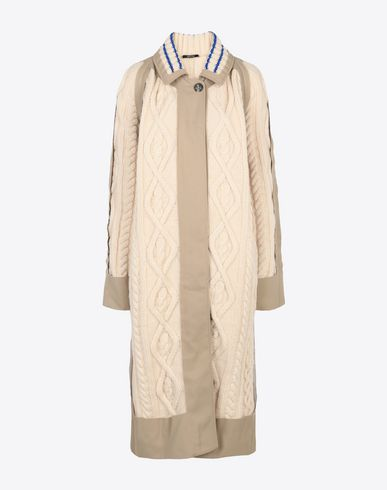 MAISON MARGIELA Décortiqué coat Coat [*** pickupInStoreShipping_info ***] f