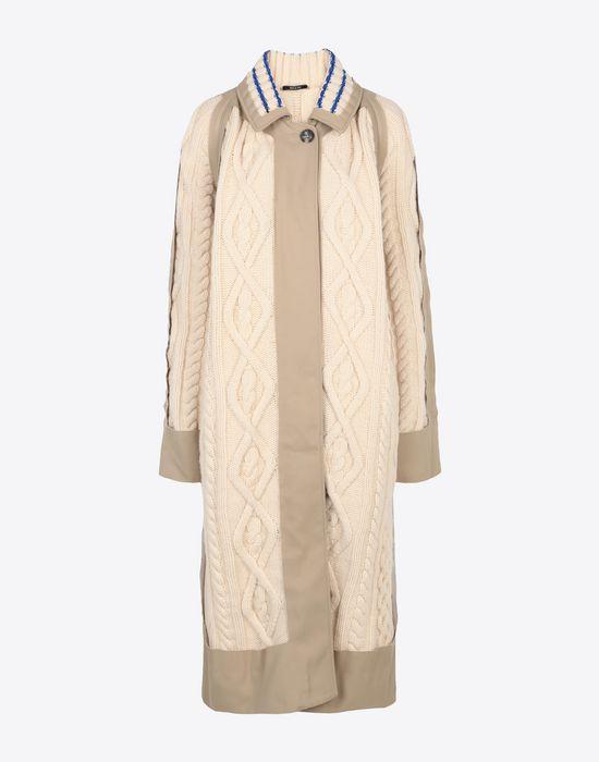 MAISON MARGIELA Décortiqué coat Coat [*** pickupInStoreShipping_info ***] f