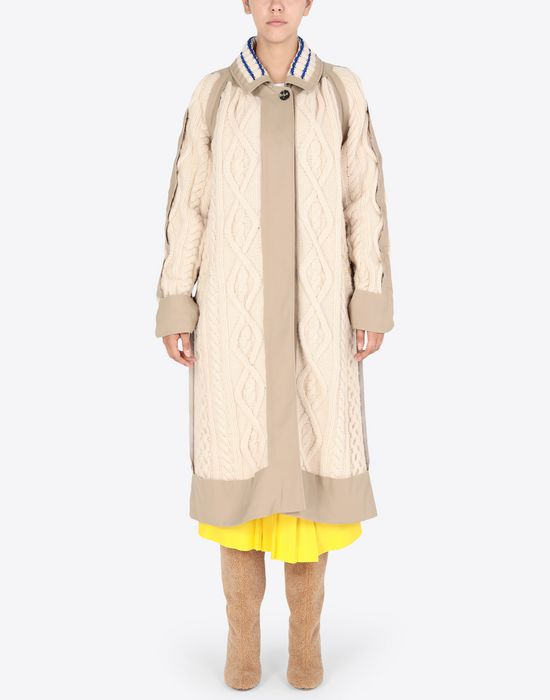 MAISON MARGIELA Décortiqué coat Coat [*** pickupInStoreShipping_info ***] r