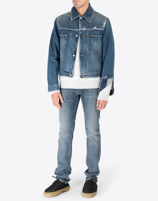 MAISON MARGIELA Denim sports jacket Jacket [*** pickupInStoreShippingNotGuaranteed_info ***] d