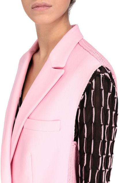 M MISSONI Jacket Pink Woman - Front