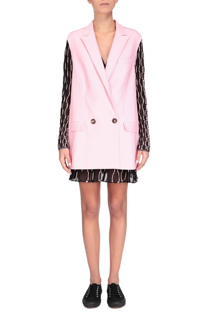 M MISSONI Jacket Pink Woman - Back