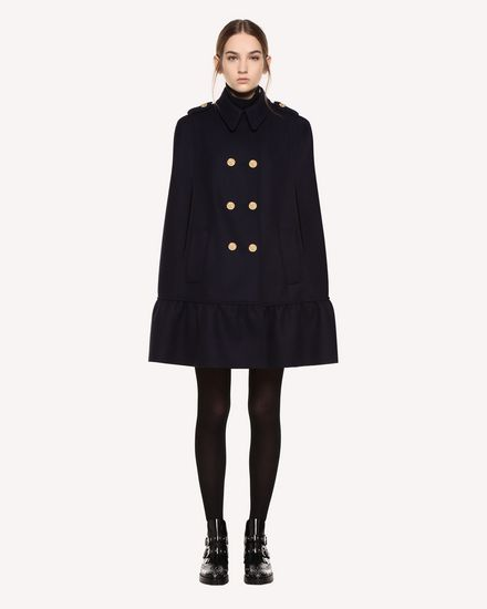 REDValentino Cloak - Cape Woman QR0CG0752LC B01 f