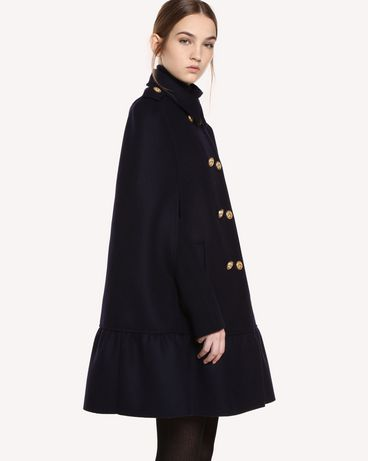 REDValentino QR0CG0752LC B01 Cloak - Cape Woman d