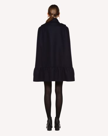 REDValentino QR0CG0752LC B01 Cloak - Cape Woman r