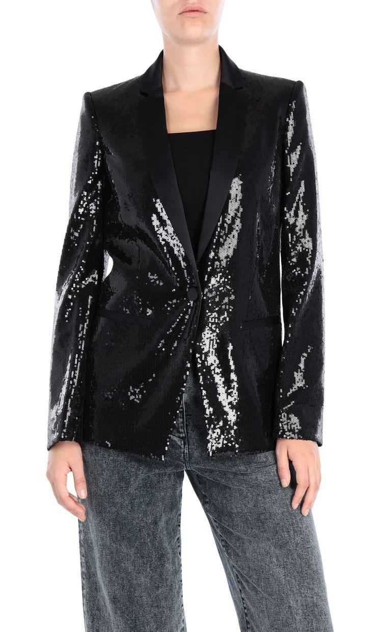 JUST CAVALLI Sequin blazer Blazer Woman f