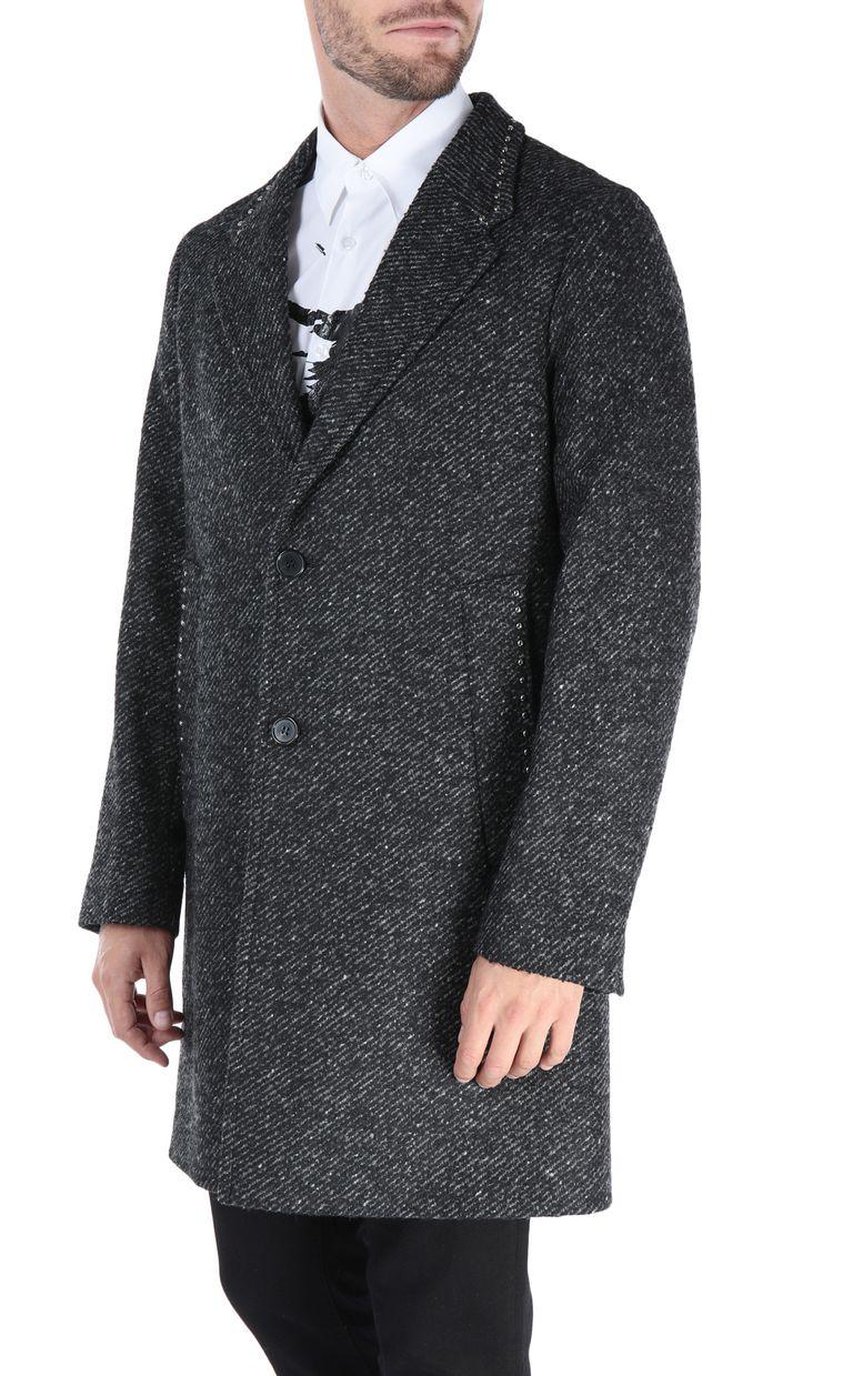 JUST CAVALLI Elegant long-sleeve coat Coat Man f