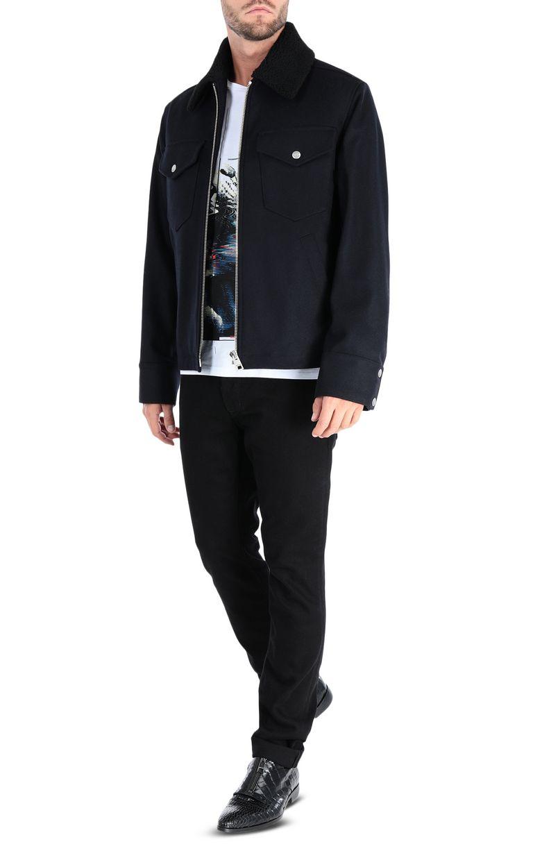 JUST CAVALLI Jacquard carpet blazer Blazer [*** pickupInStoreShippingNotGuaranteed_info ***] r