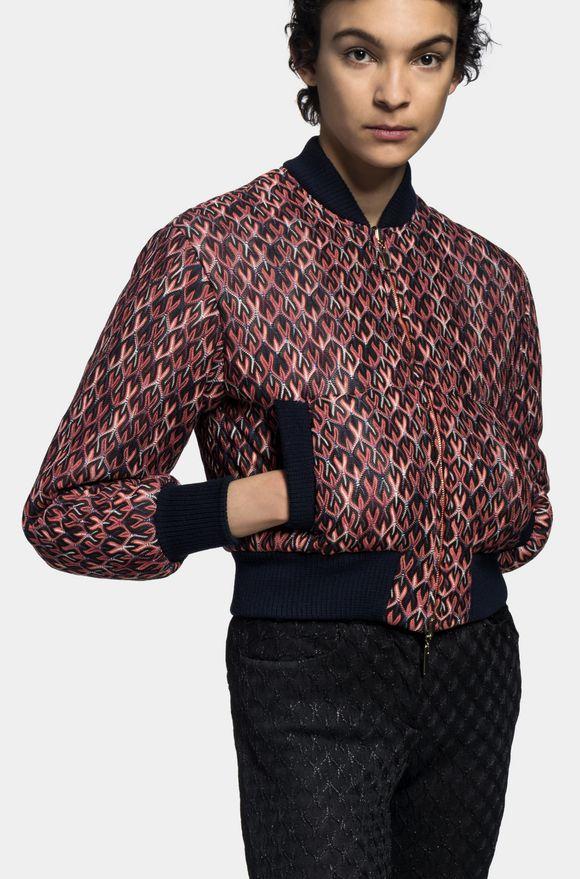 MISSONI Куртка-бомбер Для Женщин, Детали