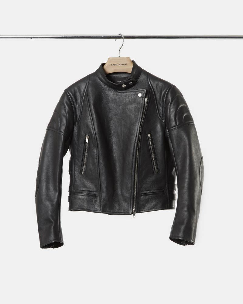 BALE leather jacket ISABEL MARANT