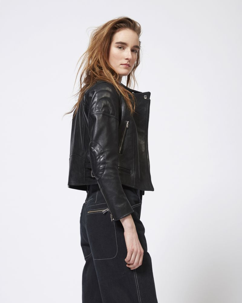 BALE Giacca in pelle ISABEL MARANT