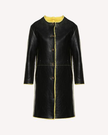 REDValentino QR0NB00S44C EE6 Coat Woman a