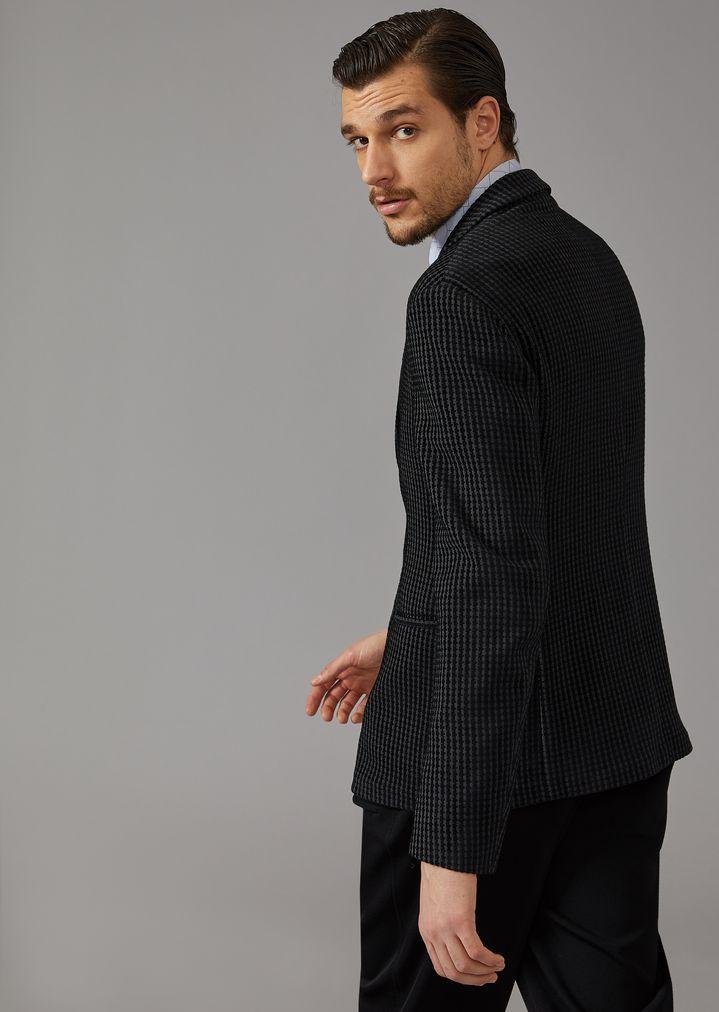 GIORGIO ARMANI Casual Jacket Man e