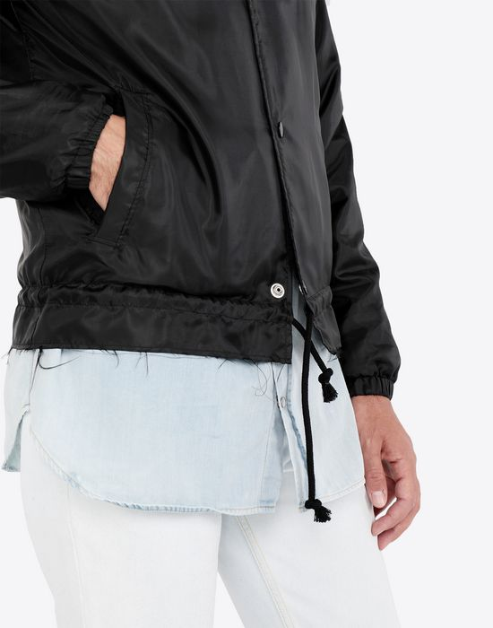 MAISON MARGIELA Défilé A/W18-19 logo sports jacket Jacket [*** pickupInStoreShippingNotGuaranteed_info ***] a